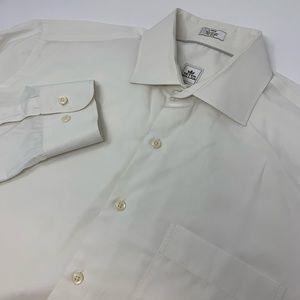 Peter Millar Seaside Finish Long Sleeve Shirt